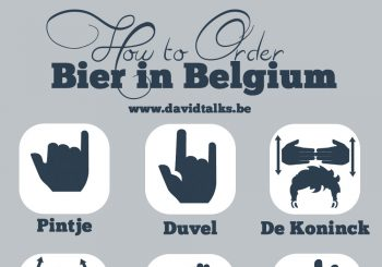 How to order a beer in Belgium