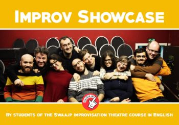 Improv Showcase – English Theatre by Swaajp Students