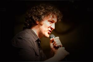 Irish Comedian Antwerp