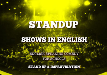 Stand Up Comedy Shows in English